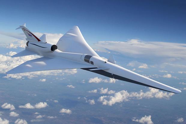 The Independent: NASA иLockheed Martin создадут сверхзвуковой самолет