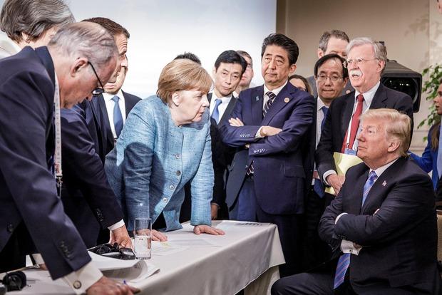Торговые войны и возможный возврат России: итоги провального саммита G7