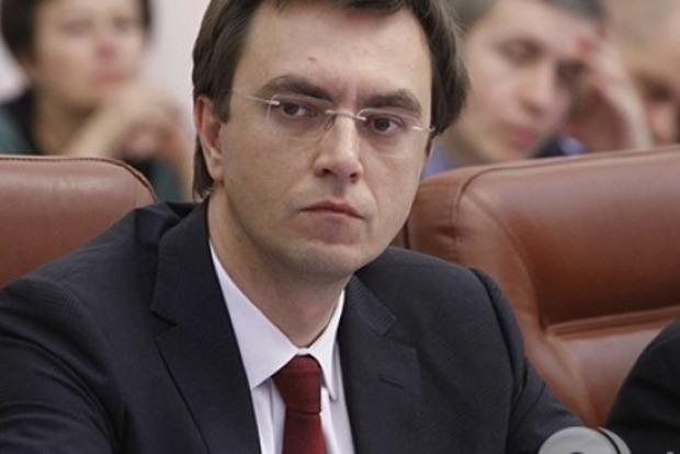 Омелян хочет, чтобы у Укрзализныци появились конкуренты