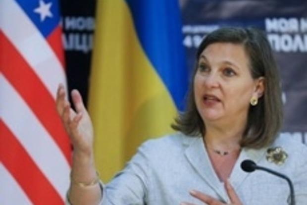 Сегодня Виктория Нуланд посетит Украину