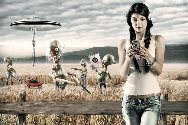 45% опрошенных россиян верят в инопланетян – исследование