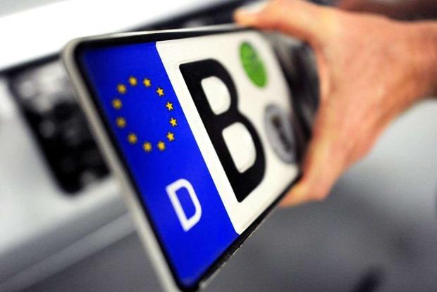 Автомобили с иностранной регистрацией - страховая бомба на колесах