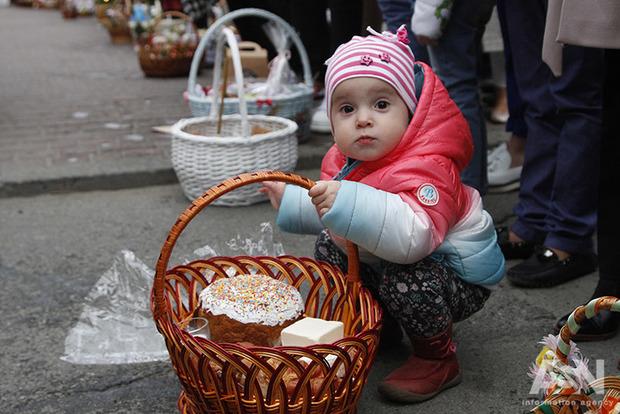 Сколько дней украинцы будут праздновать Пасху