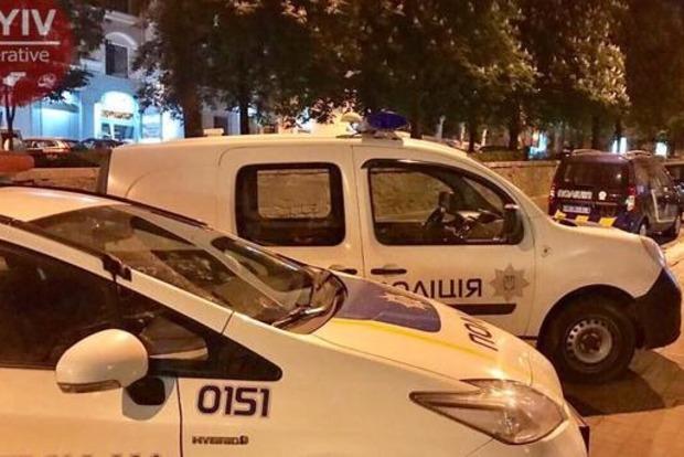 В офис Конгресса националистов в Киеве бросили боевую гранату