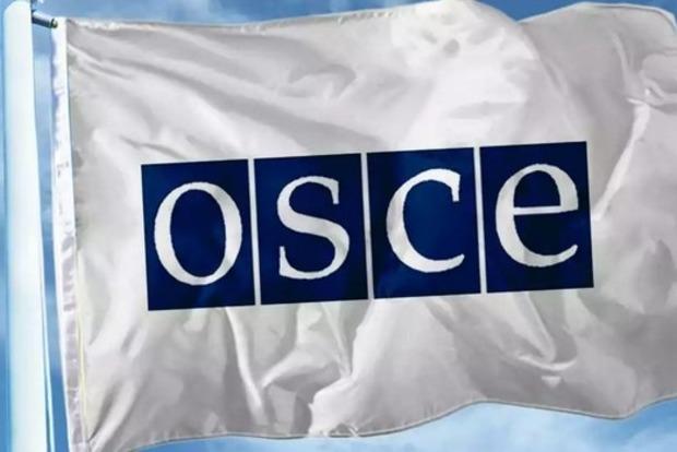 ОБСЕ: Нужно срочно отвести вооружение калибром менее 100 мм
