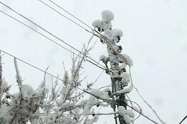 В Херсонской области без света остаются девять населенных пунктов