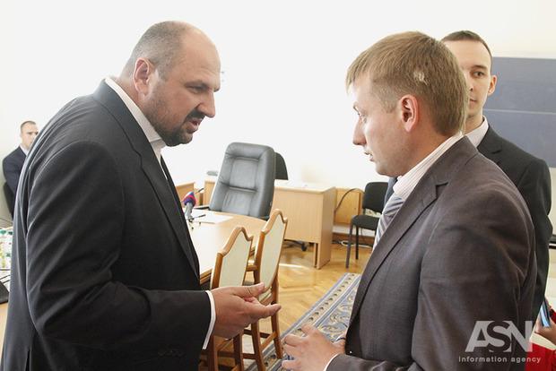 Янтарного Розенблата выгнали из БПП
