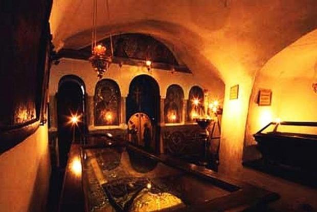 В Киево-Печерской лавре описывают имущество