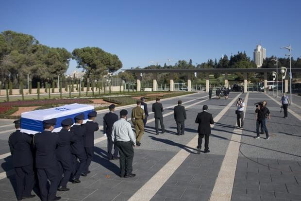 В Иерусалиме провожают в последний путь экс-президента Израиля