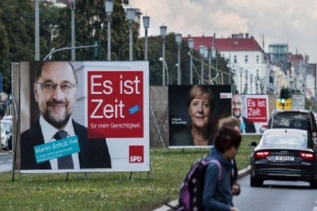 Меркель или Шульц: в Германии идут выборы в Бундестаг