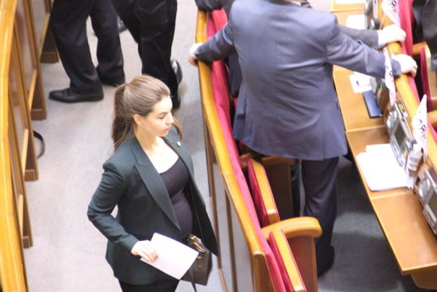 Соратница Ляшко родила от нардепа из БПП