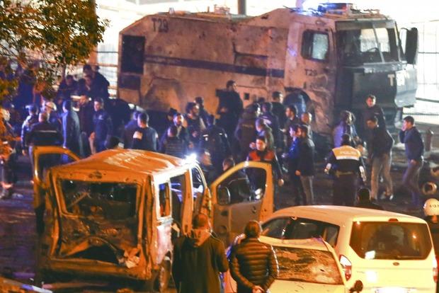 Число погибших в результате терактов в Стамбуле увеличилось до 38