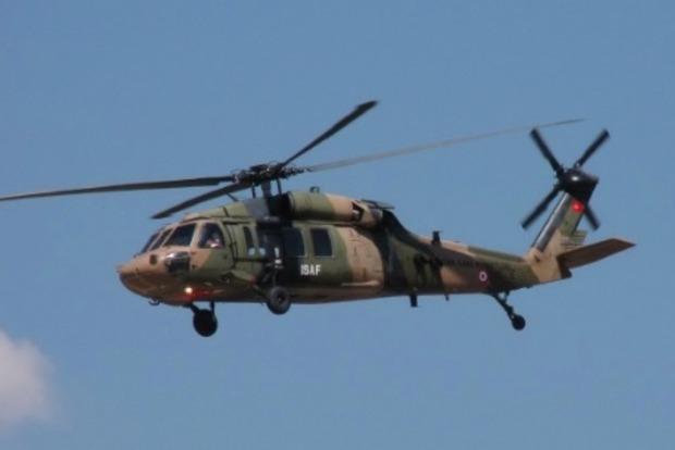 На востоке Турции разбился вертолет с судьями и полицейскими