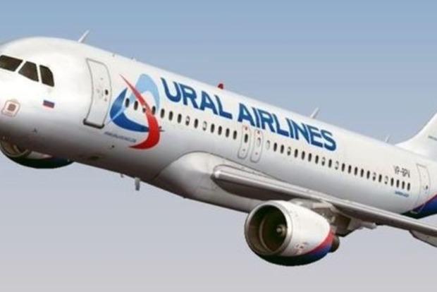 Российский самолет нарушил границу Украины