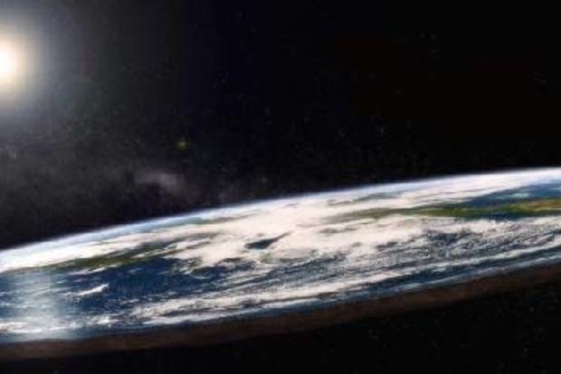 В России покажут фильм о том, что Земля плоская