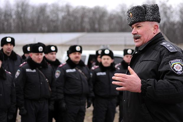 Порошенко уволил заместителя командующего Нацгвардии Украины
