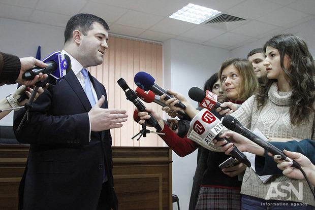 Звинувачення проти Насірова складає 700 сторінок