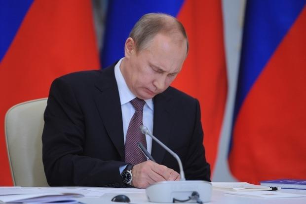 Путин ввел санкции против КНДР из-за ракетно-ядерных испытаний