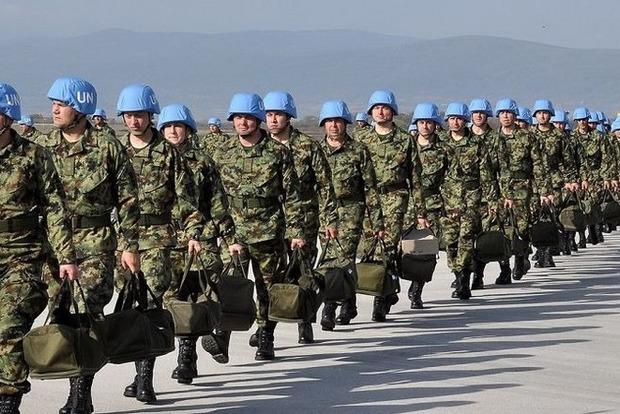 Германия готова отправить миротворцев на Донбасс