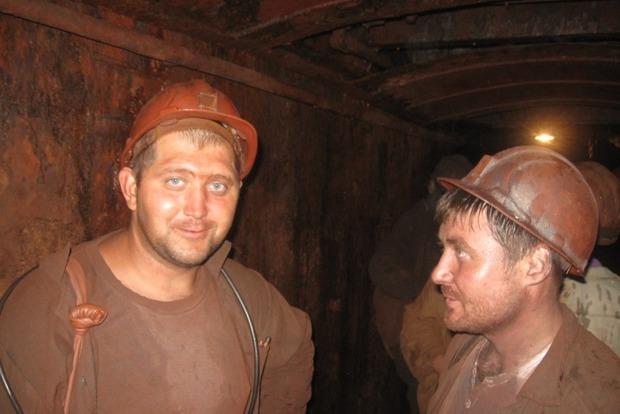 В Кривом Роге повышения зарплат требуют горняки шахты, принадлежащей российскому олигарху