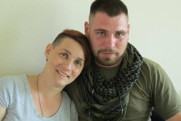Йшла зі страшними муками: померла тяжкохвора дівчина-боєць АТО