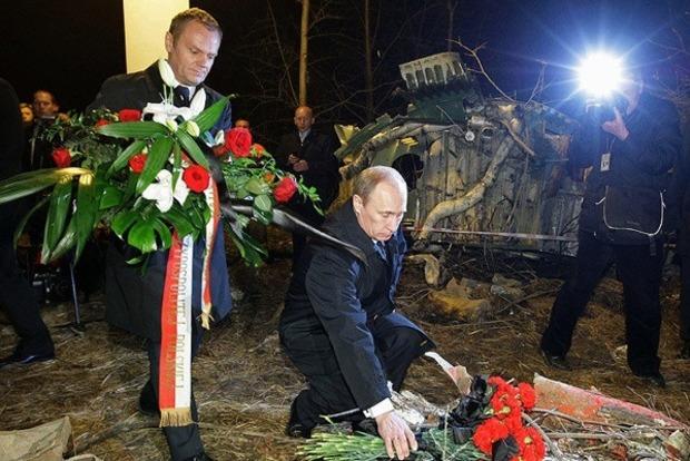 Поляки все громче говорят о том, что самолет Качиньского не случайно разбился. Подробно о новых фактах