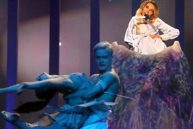 Россиянам не понравилось выступление Самойловой на «Евровидении»