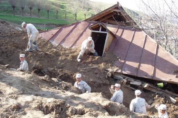 Оползень в Кыргызстане. Заживо похоронены 24 человека