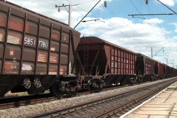 В зоне АТО «Укрзализныця» возобновила грузовые перевозки