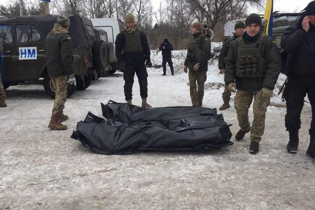 Боевики передали Украине тела погибших на Светлодарской дуге бойцов ВСУ