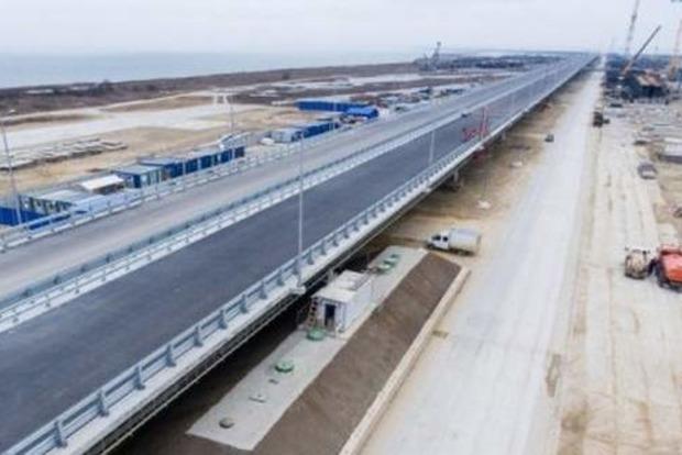 Тормозите об отбойник: Керченский мост превратился в смертельный каток