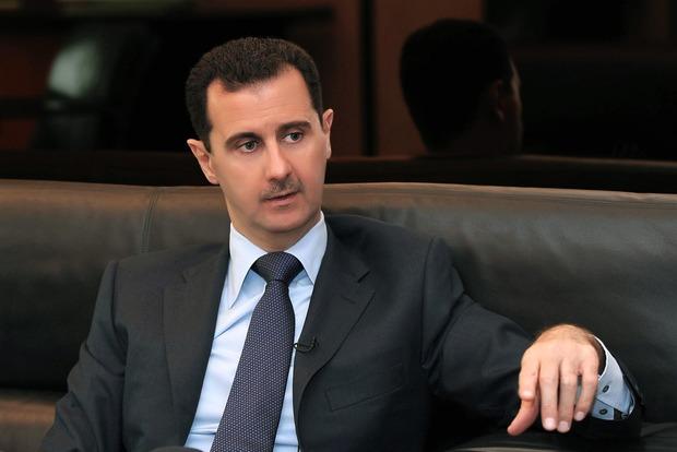 СМИ: Асад хочет отвоевать всю территорию Сирии