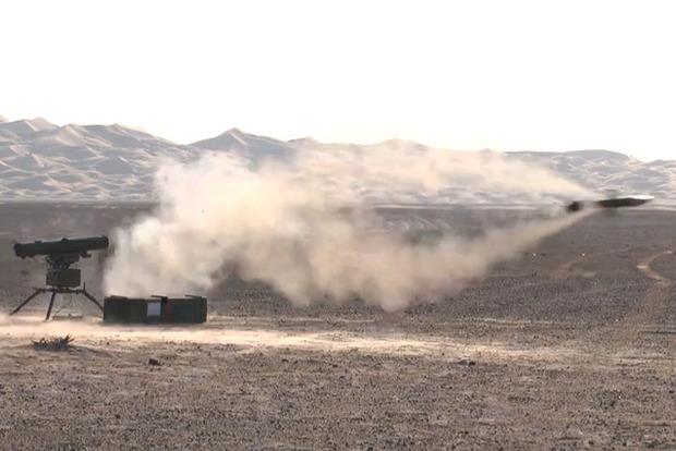 Секретар РНБО відзвітував про успішні випробування українських протитанкових ракет