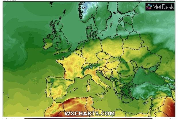 Синоптик поспешила обрадовать прогнозом на первое апреля