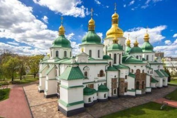 София Киевская открываться для посетителей в выходные