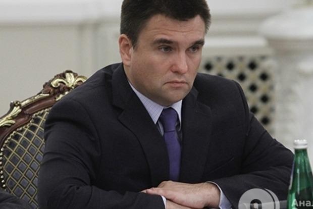 Климкин покажет украинский вариант «дорожной карты» на встрече в «нормандском формате»