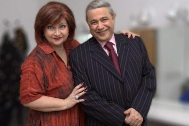 РосСМИ впервые показали беременную любовницу Петросяна