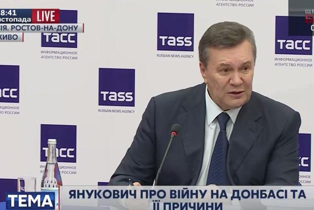 Янукович не разогнал Евромайдан, опасаясь гражданской войны