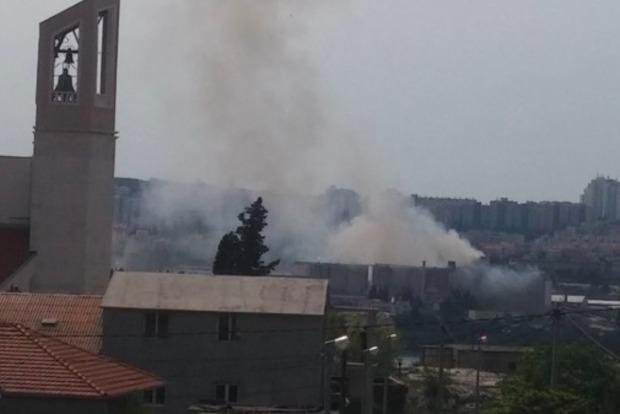 Мощный взрыв в Хорватии: четверо пострадавших