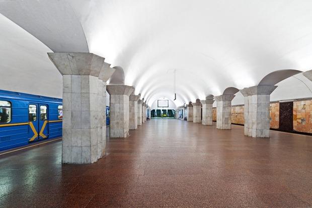 На станции «Майдан Независимости» сбой с электричеством, оплату принимают только наличными