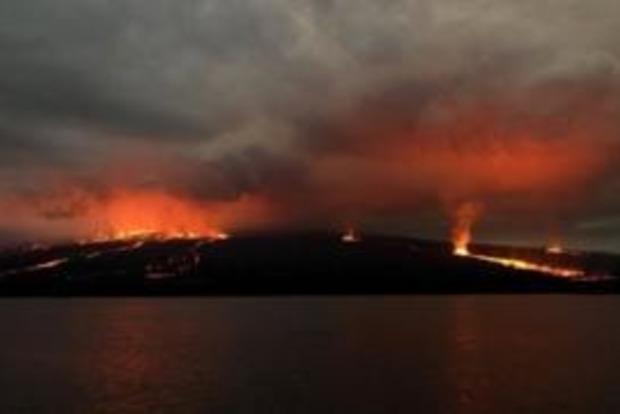 Прилетело с неба пламя. Трагедией закончилась прогулка туристов к вулкану