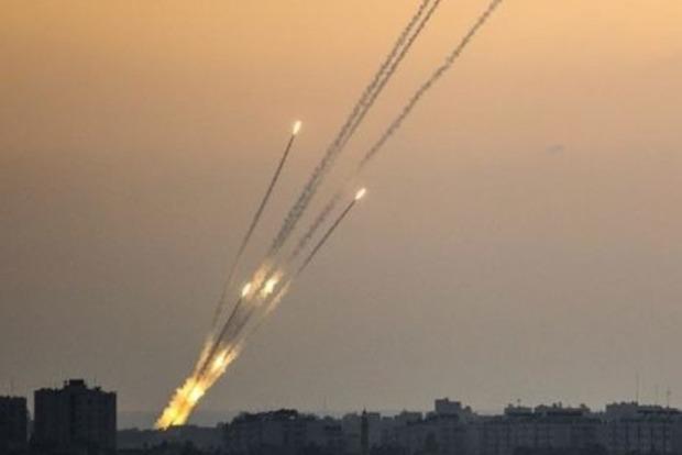Израиль нанес самый массовый авиаудар по Сектору Газа