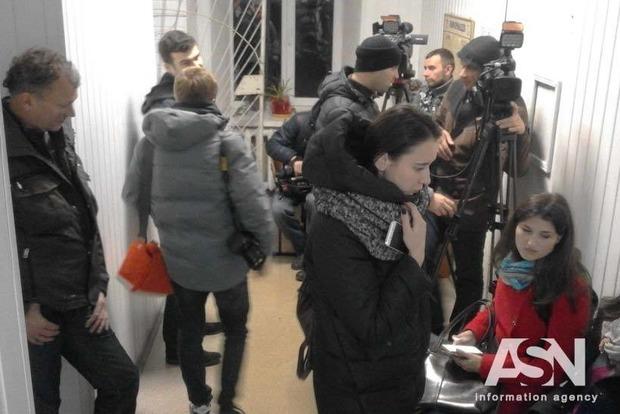 Задержание сына Авакова: Кива ссоратниками приготовил встречу всуде