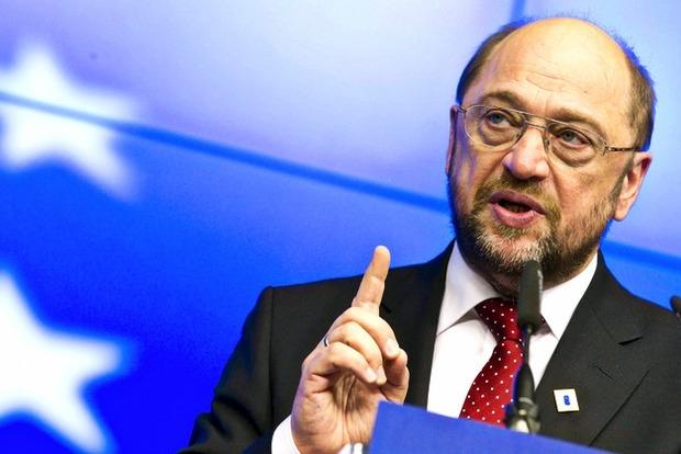 СМИ: председатель Европарламента Мартин Шульц не будет бороться за пост канцлера ФРГ