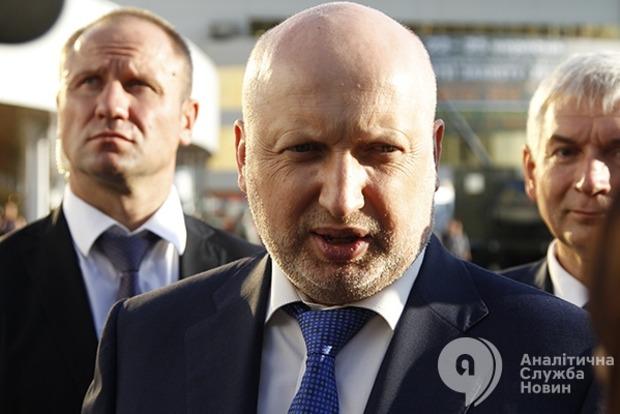 Турчинов: РФ будет давить и провоцировать нас столько, сколько мы ей позволим