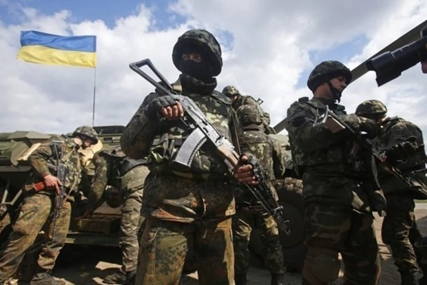 За минувшие сутки на Донбассе были ранены двое бойцов