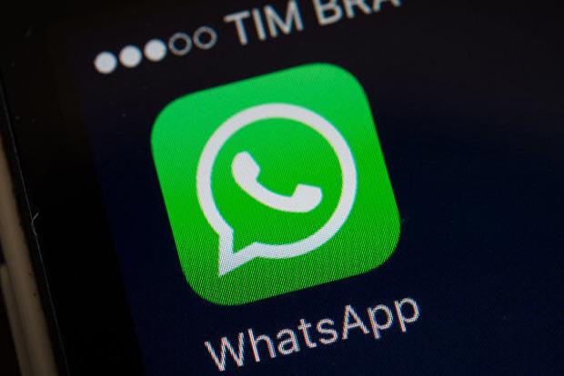 В работе мессенджера WhatsApp произошел сбой