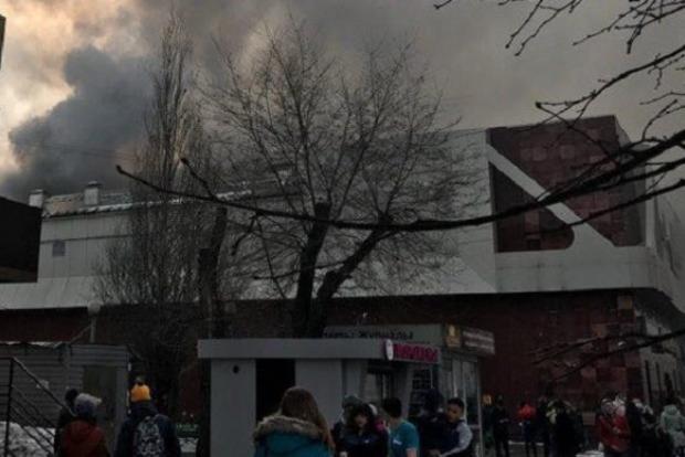 Уросійському Кемерово загорівся кінотеатр уТРЦ, загинули 4 дітей