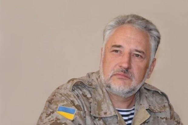 Жебривский назвал поездку Савченко в ДНР «работой во вред Украине»
