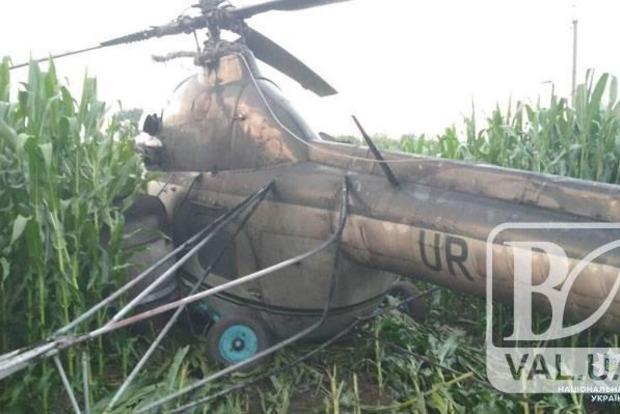Пьяный пилот вертолета оставил без электричества 5 сел